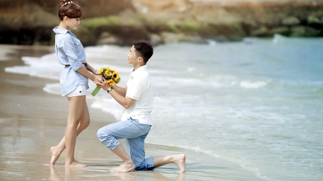 Hot Propose Day Images Pic Wallpaper Cute couple