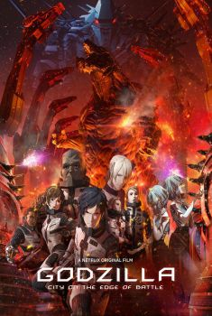 Godzilla 2: Cidade no Limiar da Batalha Torrent - WEB-DL 720p/1080p Dual Áudio