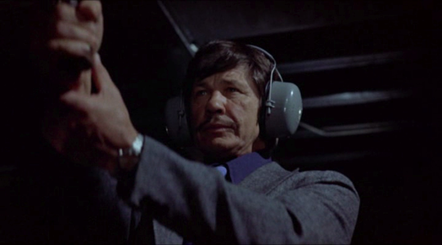 The Shrine of Charles Bronson: Review: Death Wish - 1974