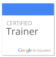 authorized Google Certified Trainer
