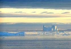 Masa  de agua dulce en el Ártico podría cambiar la Corriente del Golfo