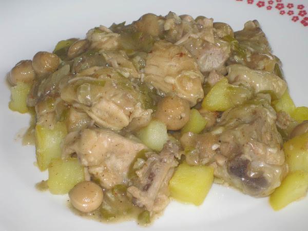 Pollo al ajillo cocinar en casa es - Cocinar pollo al ajillo ...