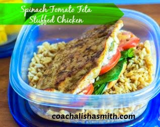how to make stuffed chicken breast with rice