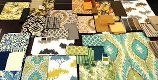 decorative fabrics, Dick Gentry, Wesco Fabrics