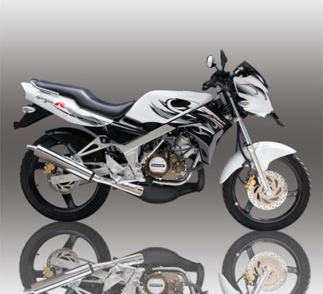 Harga Kawasaki Ninja 150 series bisa di goyang asal stock banjir!