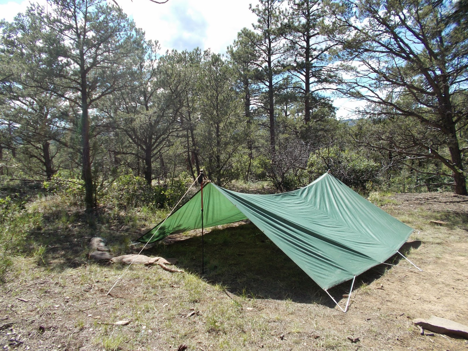 I havenu0027t talked about trail food but each day we had a breakfast lunch and dinner provided by our base c& commissary. The food was split up and carried ... & scottu0027s ravings: Philmont Scout Ranch - Day One - Six Mile Gate to ...
