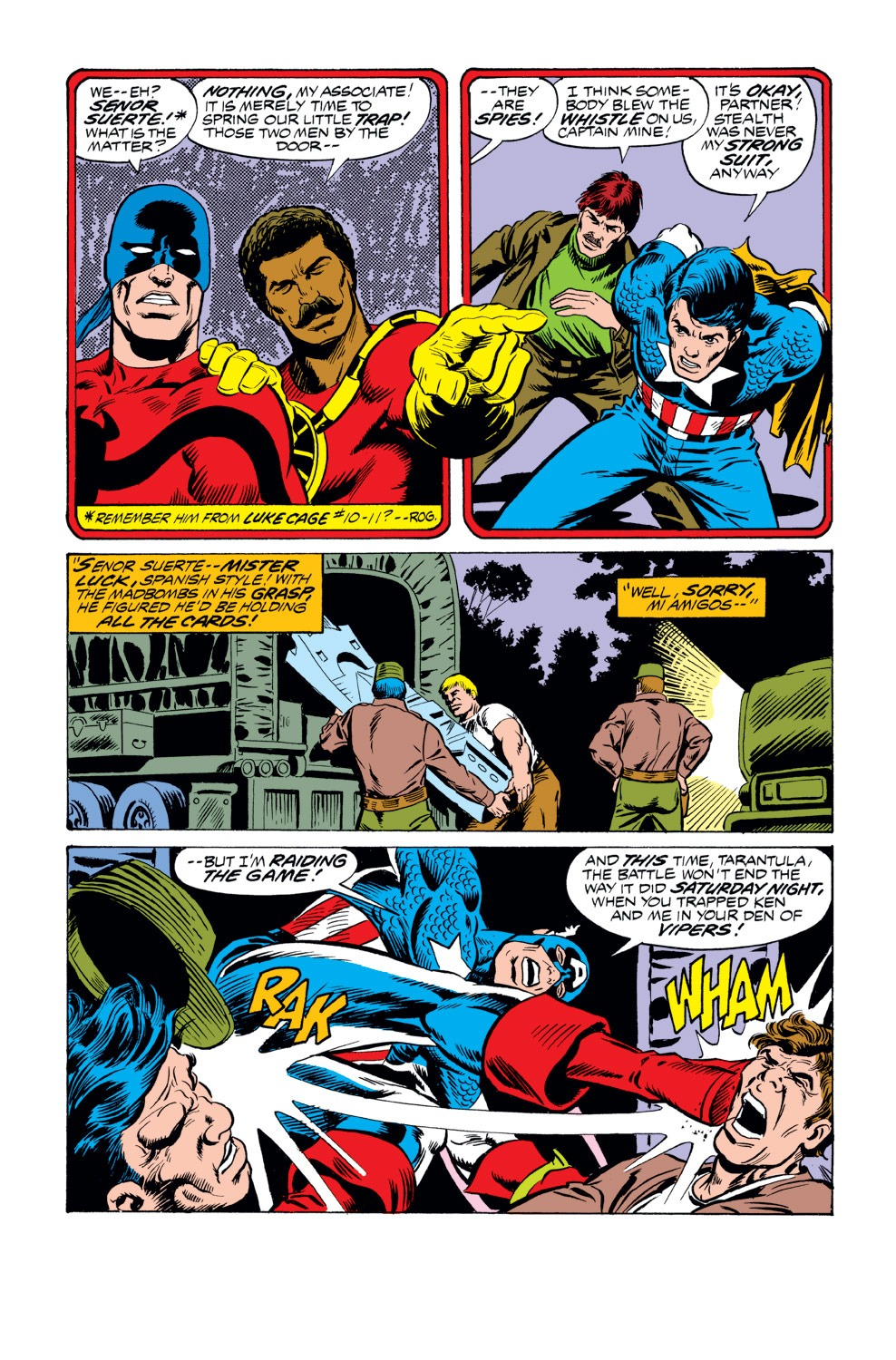 Captain America (1968) Issue #224 #138 - English 14