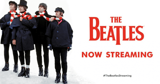 The Beatles Streaming