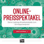 Stampin´Up! Online-Preisspektakel
