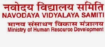 answers keys of navodaya vidyalaya