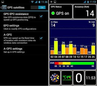 SKK Mobile Mirage S1 GPS