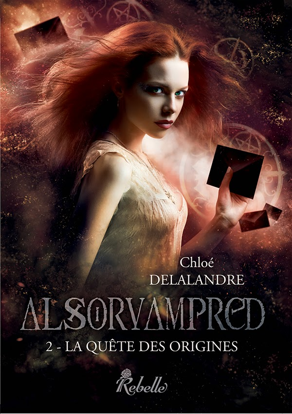 Le tome 2 d'Alsorwampred, par Chloé Delalandre
