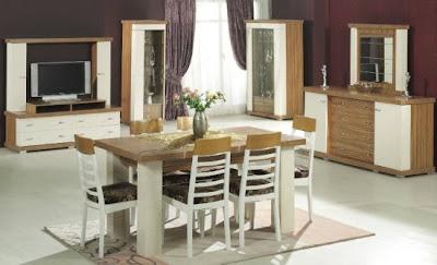 %C4%B0pek Yemek Odas%C4%B1 %C3%87e%C5%9Fitleri 550x334 Tepe Home yemek odası takımları ve fiyatları