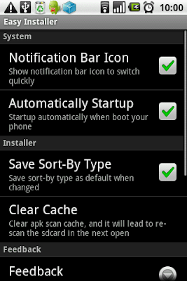 Download Applications Android - Easy Installer.APK id=