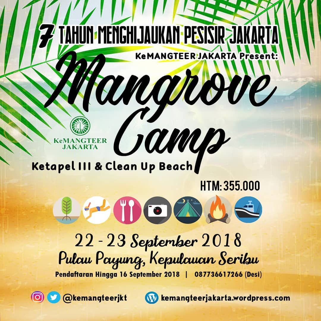 APPLY MANGROVE CAMP