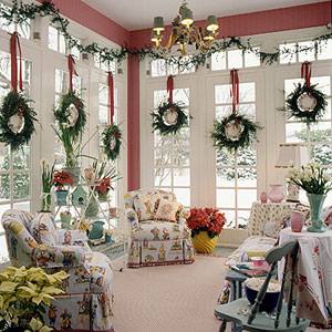 Christmas Decorating Idea House