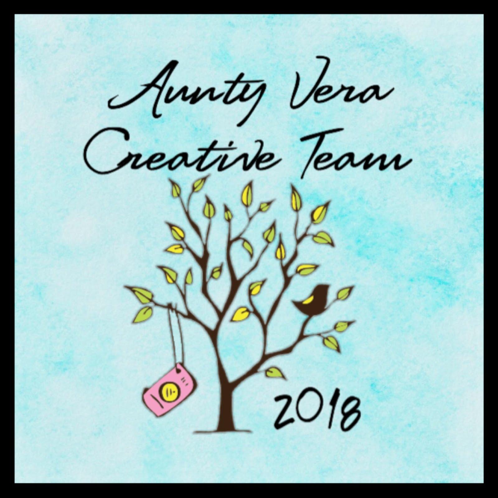 I am on the Creative Team for 2018