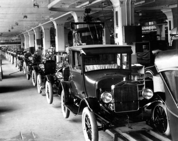 Teste di storia ford creatore di uomini macchina per for Prime case in nuova inghilterra
