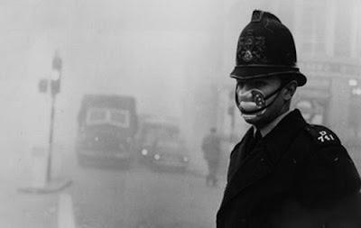 La niebla mortal de Londres en 1952