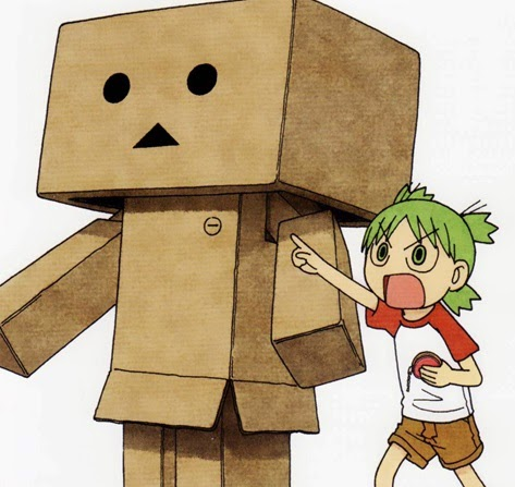 Japanese - Where to Start Yotsuba to