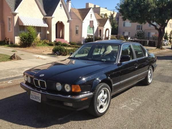 2k: Clutch Player: 1990 BMW 735i 5-spd