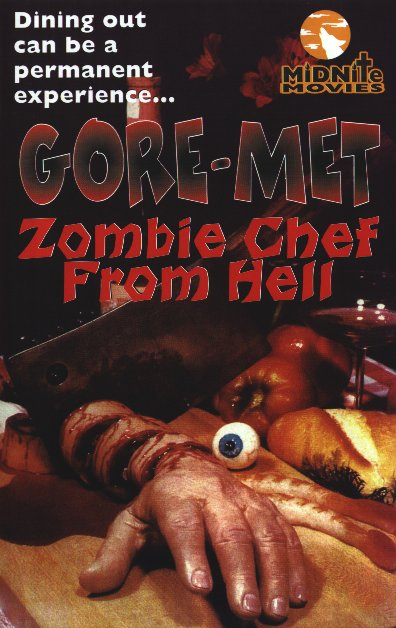 Goremet, Zombie Chef from Hell movie