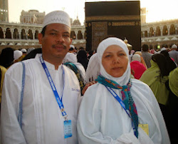 Umroh Saat di Masjidil Haram bersama PT Arminareka Perdana Kantor Perwakilan Sragen