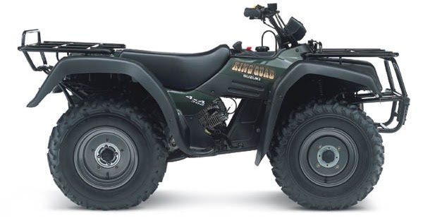 Suzuki King Quad Troubleshooting