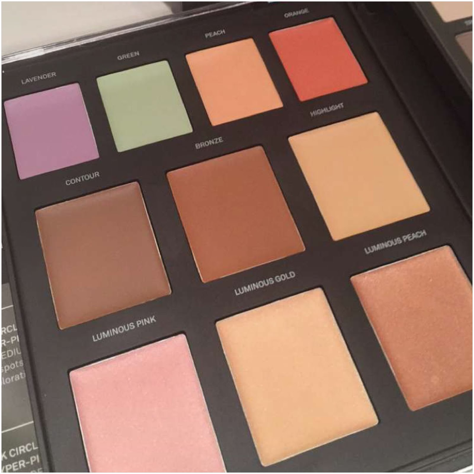 Upcoming Review: Smashbox Master Class Lighting Theory Palette