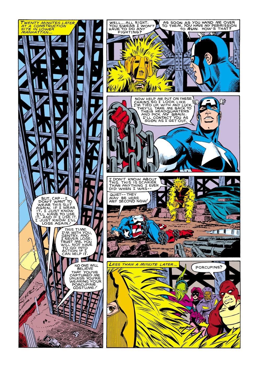 Captain America (1968) Issue #315 #243 - English 14