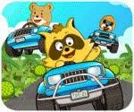 Game đua xe thú