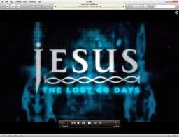 The Lost 40 Days of Jesus (History Channel Special)