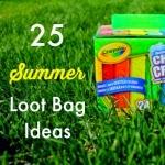 25 Summer Loot Bag Ideas     Best Birthdays