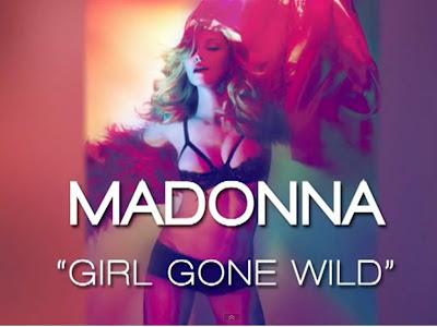 madonna girl gone bad