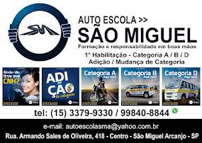 AUTO ESCOLA SÃO MIGUEL