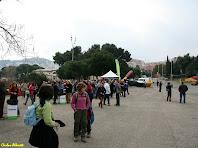 Avituallament a la Plaça dels Mistos. Autor: Carlos Albacete