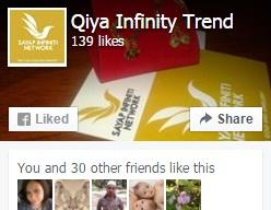 qiya, saad, online, kemas, emas, barang, kemas, 916, sayap, infiniti, network, infinity, trends