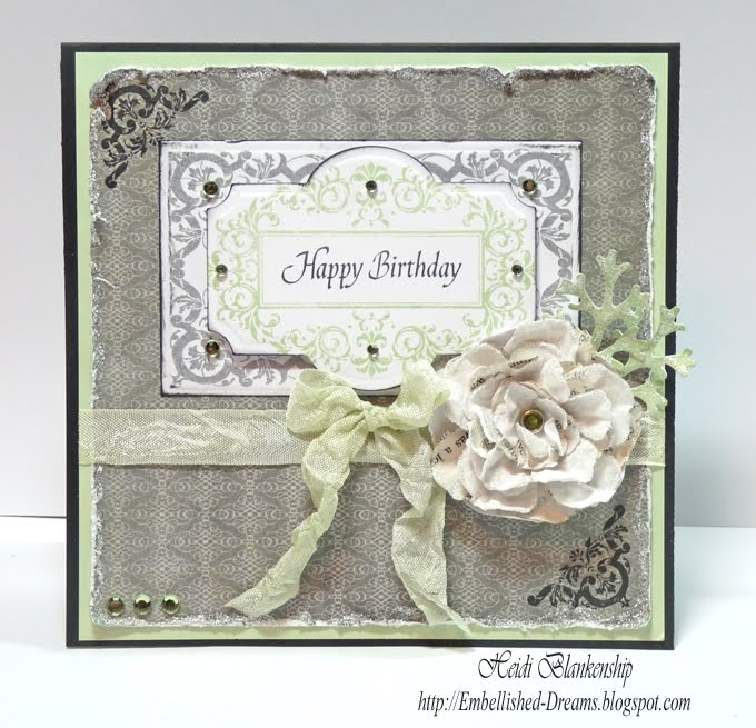 here is the card i designed using the new justrite stampers justrite cling cl 02105 elegant frames this stamp set includes 3 designer frames 2 accents and - Elegant Picture Frames