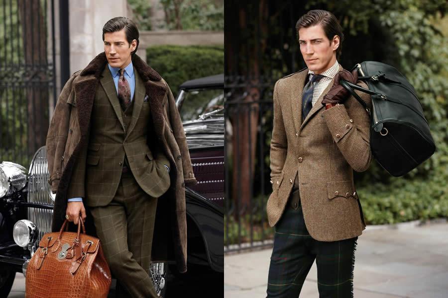 COOL CHIC STYLE to dress italian: Ralph Lauren Purple ...