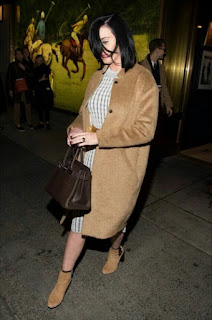 Katy Perry – Leaving the Polo Bar – NYC