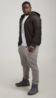 Blacky Shadow ; Wande Coal Releases New Photos.