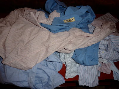 Saving the Shirts