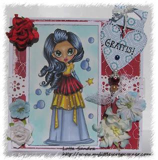 Card of Glindafix