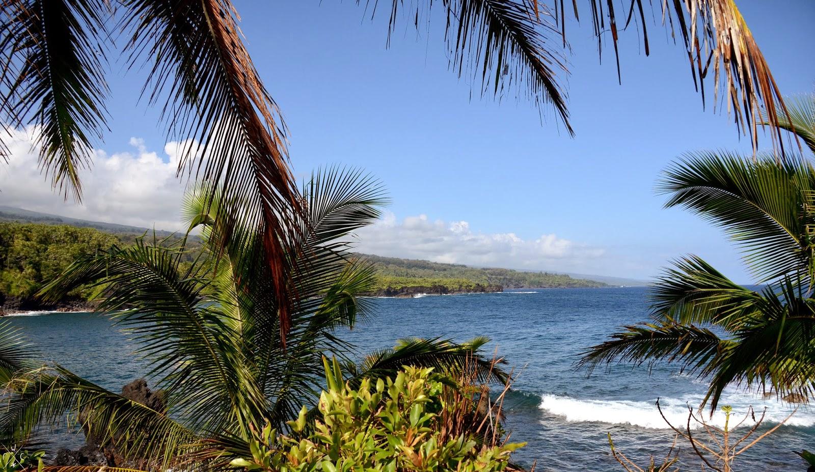 Kahanu Garden, Maui, Hawaï, USA