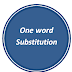 English - One Word Substitution PART - 1 pdf