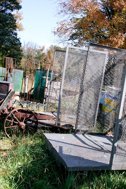 picker sisters vintage metal carts