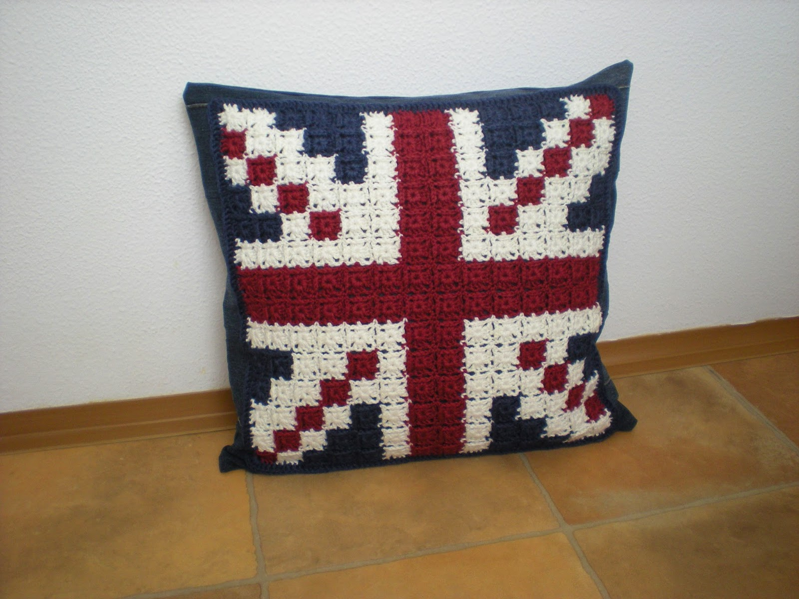 Crochet Pattern Union Jack : EmmHouse: Feeling Patriotic