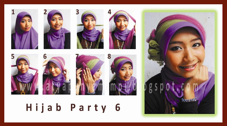 Hijab Party 6
