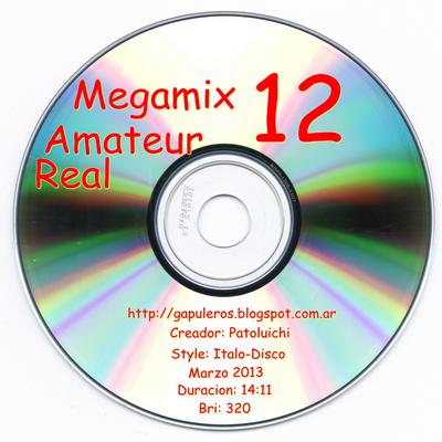 Real Amateur Megamix 12