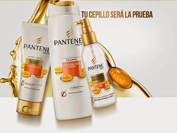 Pantene Pro-V prevención caída nueva colección para el pelo